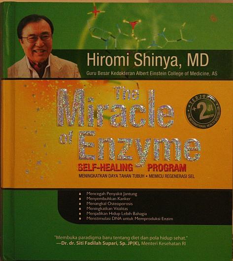 Enzym-Diät - Abnehmerfolg mit Nebeneffekt